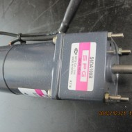 SPEED CONTROL MOTOR S6R06GB-ES12 SPG