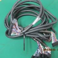 PLC I/O MODULE CABLE S1166EH-P00-H02, H01 (중고)