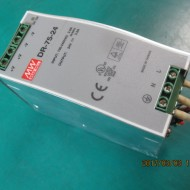 SWITCHING REGULATION POWER DR-75-24(중고)