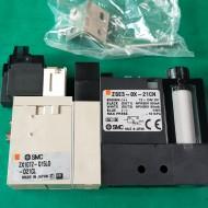 VACUUM EJECTOR ZX1072-Q15LO-D21CL+ ZSE3-0X-21CN(미사용품)