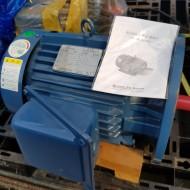고효율 3상 유도전동기 2.2KW HSX0804253(미사용품)