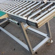 ROLLER CONVEYOR L4,060 W410 H800mm (중고)
