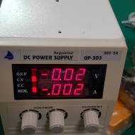 DC POWER SUPPLY UP-305 30V 5A (중고)