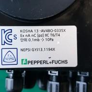 CONTROL UNIT 5000Q-02-PY-230VAC (중고)