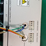 VARIABLE HIGH FREQUENCY TWIN CONTROLLER ET818 (중고)