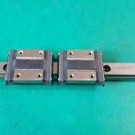 LM GUIDE RSR12ZM + RAIL 170L (중고)