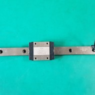 LM GUIDE N+0ZU PM419+3.1 + RAIL 175L (중고-미사용품)