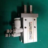 AIR CHUCK CYLINDER 11-MHZ2-10DN (중고)