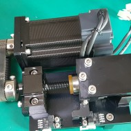 ACTUATOR ST=50 EZM-60L-A-D MOTOR 장착