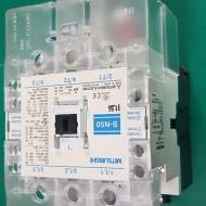 전자개폐기 S-N50 (50A-중고)