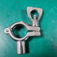 SANITARY TRI CLOVER CLAMP 20A (미사용중고)