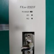 PLC FX2N-232IF (중고) 미쓰비시 피엘시
