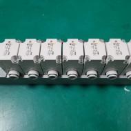 (A급-미사용품) SOLENOIDE VALVE VQ21M1-5GZ-C8(7EA 장착) 솔레노이드 밸브