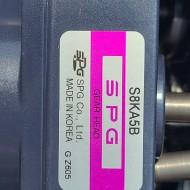 (미사용중고) SPG GEAR HEAD S8KA5B 기어헤드 5;1
