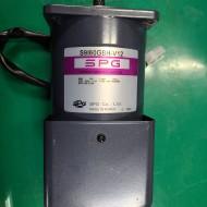 (미사용중고) SPG SPEED CONTROL MOTOR S9I60GBH-V12 스피드 콘트롤 모타