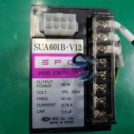 (미사용중고)SPG SPEED CONTROLLER SUA60IB-V12(60W) 스피드 콘트롤러
