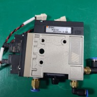 SMC VACUUM EJECTOR ZM071H-K5LZ (중고) 진공 발생기
