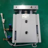 SMC GUIDE CYLINDER CXSL32-20 (중고) 가이드 실린더