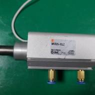 SMC LOCKING CYLINDER MKB25-10LZ (중고) 로킹 실린더