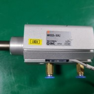 SMC LOCKING CYLINDER MKB25-10RZ (중고) 로킹 실린더